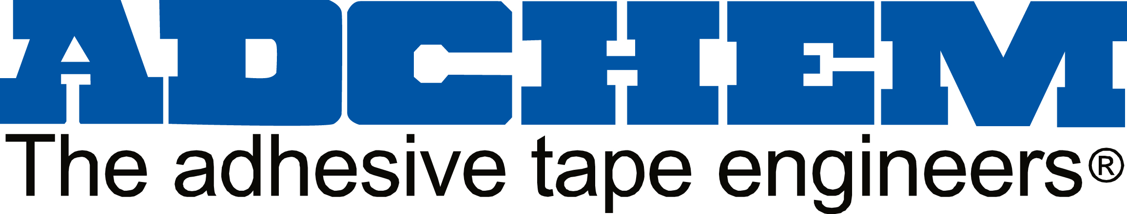 Adchem The Adhesive Tape Engineers Trademark