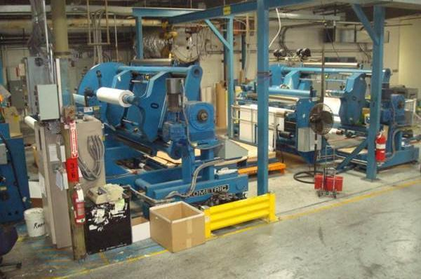 Adchem Production Coater