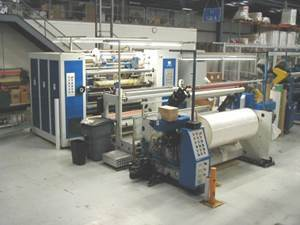 Adchem Slitting Machine